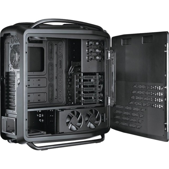 Imagem do Gabinete Cooler Master Ultra-Tower Cosmos II Preto - RC-1200-KKN1