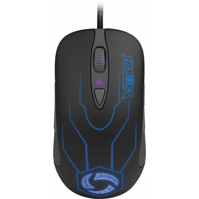 Imagem do Mouse Gamer SteelSeries Heroes Of The Storm - 62169