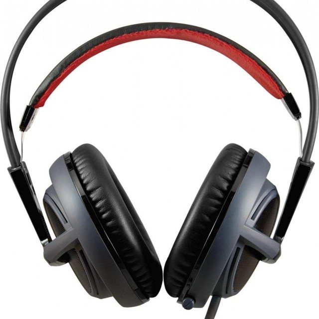 Fones de Ouvido Headset SteelSeries Siberia V2 DOTA 2 Edition - 51143 - Married Games
