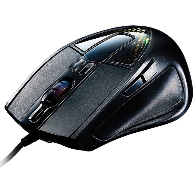 Mouse Cooler Master Sentinel III 6400 DPI RGB - SGM-6020-KLOW1 - Married Games