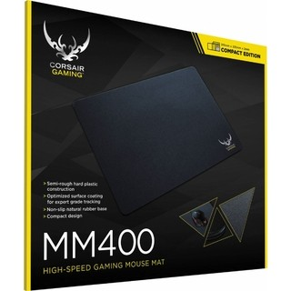 Mousepad Corsair MM400 Compacto 310X235X2mm - CH-9000087-WW