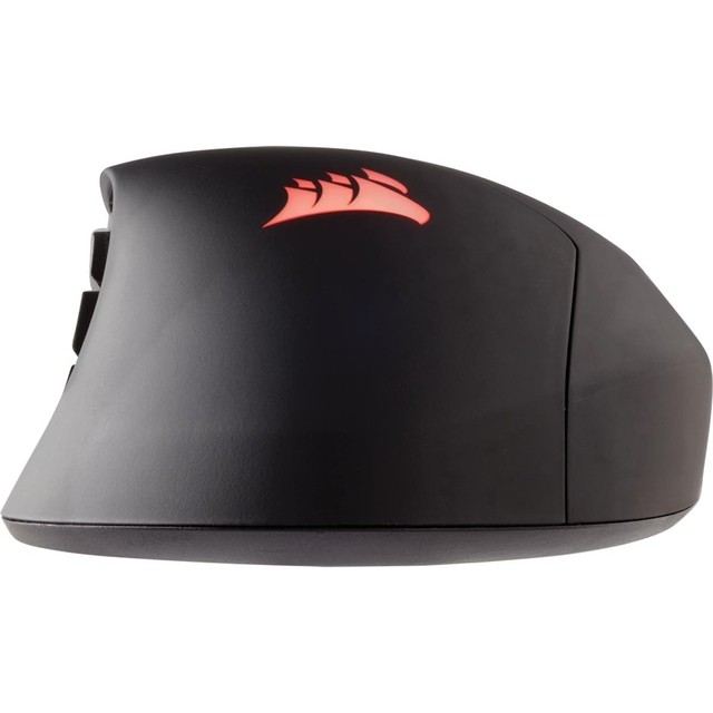 Mouse Corsair Scimitar MOBA/MMO Preto RGB 12000 DPI - CH-9000231-NA - Married Games
