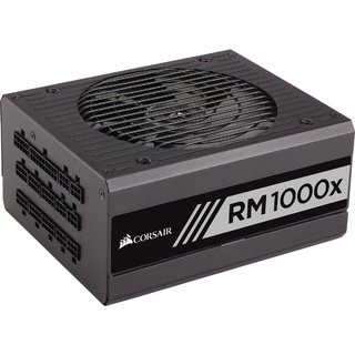 Fonte Corsair 80Plus Gold 1000W RM1000X Full Modular - CP-9020094-WW