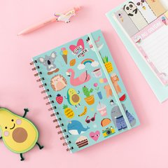 Cuaderno grande girl power