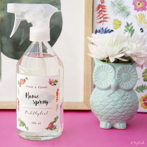 Home spray fresh y floral