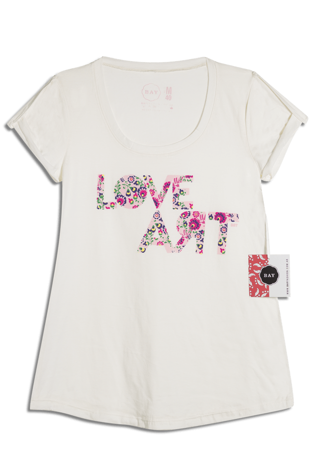 Remera Love Art