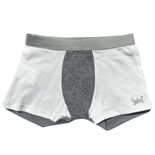 set remera manga larga gris + boxer - http://www.seasons-in-the-sun.com/