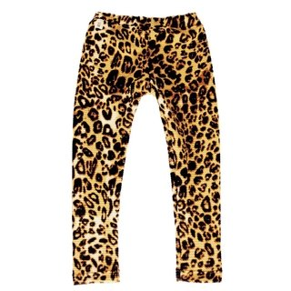 animal print leggings - loja online