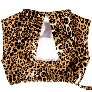 capuchas de piqué elastizado animal print - http://www.seasons-in-the-sun.com/