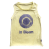 IN BLOOM sleeveless t-shirt - comprar online