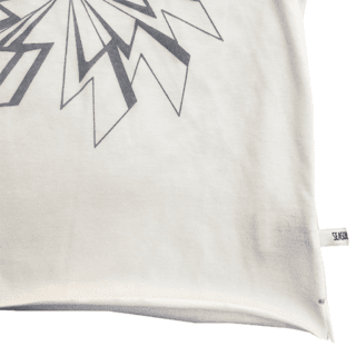 Muscled printed on the front, 100% cotton, very lightweight and quality. Unisex Terminations in waist to the cut, avoiding uncomfortable and unnecessary seams. Handmade print in gray color; inspiration: BOWIE