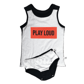 set PLAY LOUD niñas