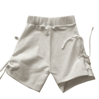cotton boxing sweatshorts