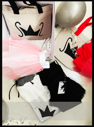 the SUPER TUTU BOX!