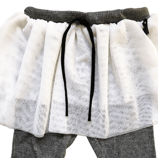BABY tutu leggings