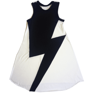 vestido BOWIE + backpack - http://www.seasons-in-the-sun.com/