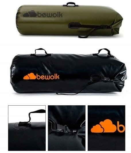Bolso Estanco Bewolk ( Roll Top)