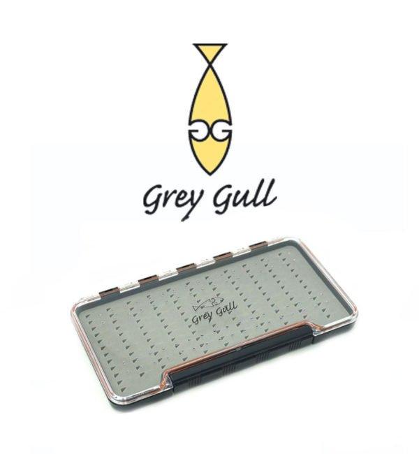CAJA DE MOSCA GREY GULL ESTANCA HG011C