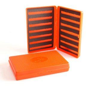 Caja Plastica 2 lados.