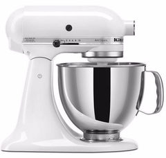 BATIDORA KITCHEN AID BLANCA