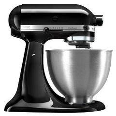 BATIDORA KITCHEN AID NEGRA