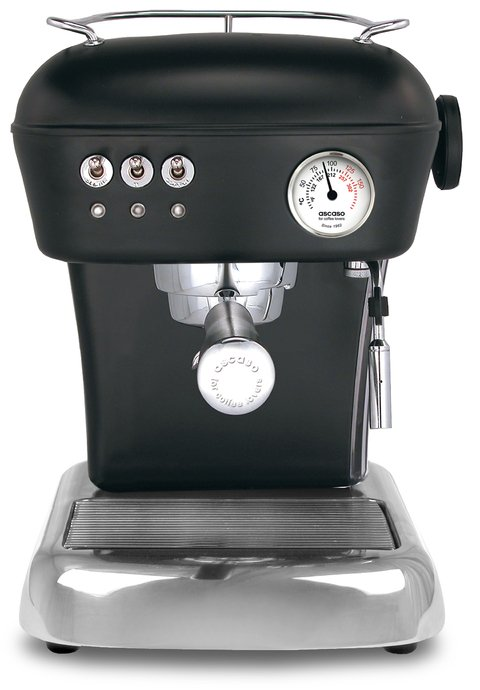 CAFETERA ASCASO DREAM PM BLACK