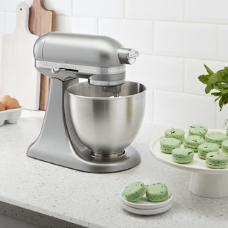 BATIDORA KITCHEN AID MINI SILVER