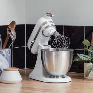 BATIDORA KITCHEN AID MINI BLANCA