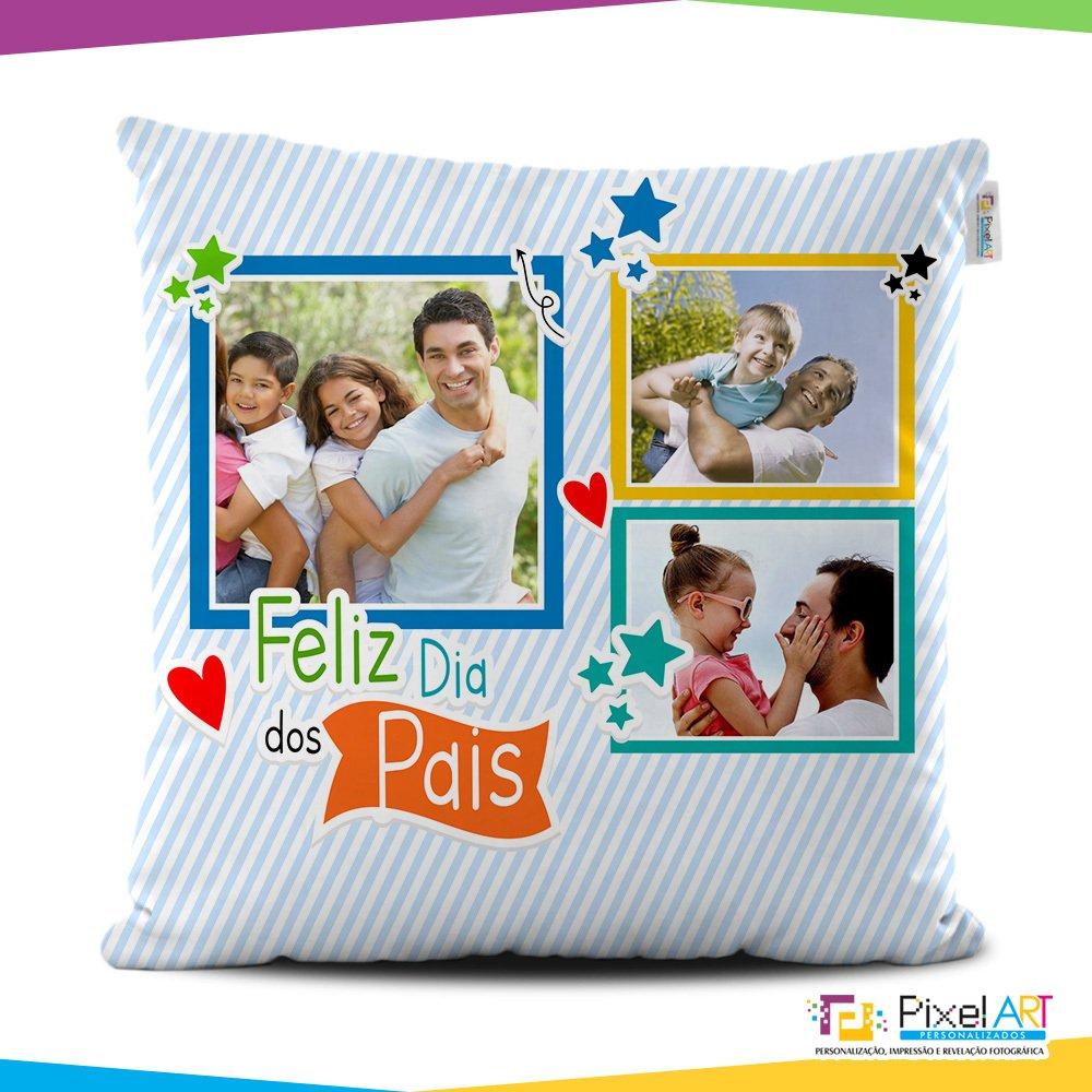 b925773aa7 ... Almofada Personalizada dia dos pais para o melhor pai do mundo. Promoção