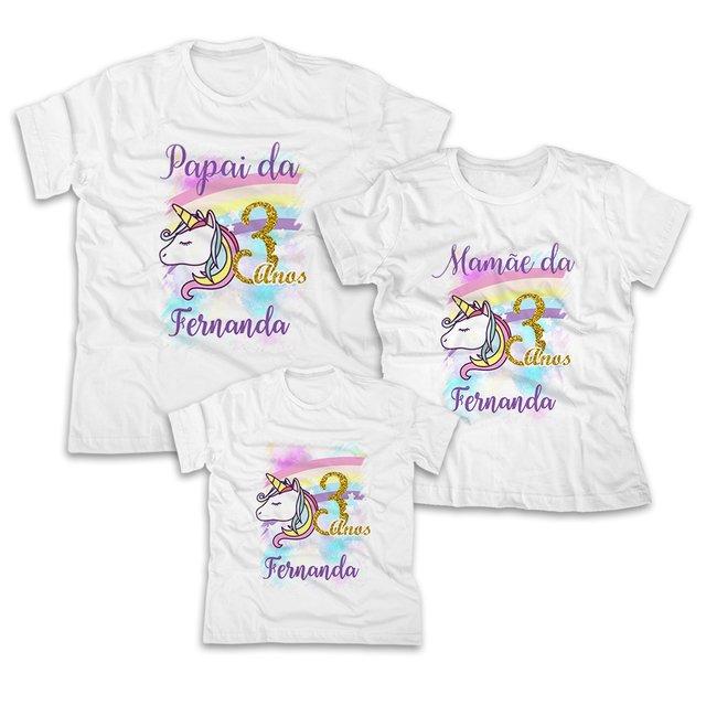 80908fe8e Camisetas Personalizadas Unicornio