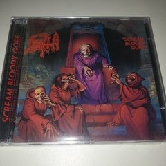 Death - Scream Bloody Gore CD