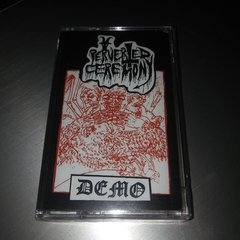 Perverted Ceremony - Demo 1 Cassete