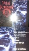 Vital Remains - Icons Of Evil  Cd