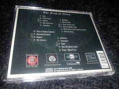 Malediction 666 - The First 20 Years Cd  na internet