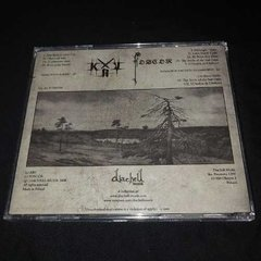Krv / Foscor - The Burial's Flavours Cd  - comprar online
