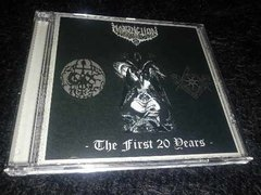Malediction 666 - The First 20 Years Cd