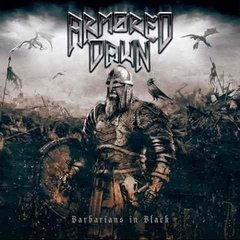 Armored Dawn - Barbarians In Black Cd