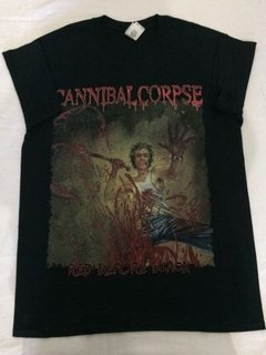 Cannibal Corpse - Red Before Black Camiseta