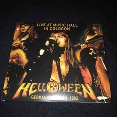 Helloween - Live At Music Hall In Cologon Cd + Dvd