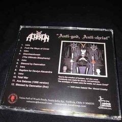 Acheron  Anti-god, Anti-christ Cd - comprar online