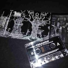 Throneum - Deathmass Of The Gravedancer Cassete  - comprar online
