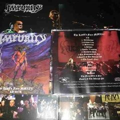 Impurity - The Lamb's Fury Mmxiv Cd + Dvd - comprar online