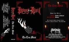 Power From Hell - The True Metal Cassete na internet