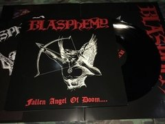 Blasphemy - Fallen Angel Of Doom 12 Pol Lp