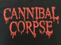 Cannibal Corpse - Red Before Black Camiseta - BLACK HEARTS RECORDS