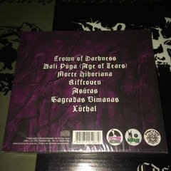 Riffcoven - Crown Of Darkness Cd  - comprar online