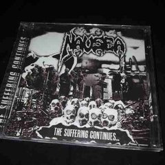 Nausea - The Suffering Continues... Cd
