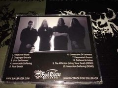 Avulsion - Dimension Of Darkness Cd na internet