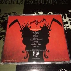 Living Death - Vengeance Of Hell Cd  - comprar online