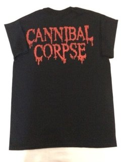 Cannibal Corpse - Red Before Black Camiseta na internet